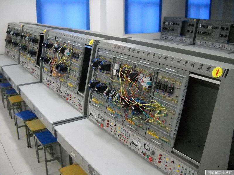 电工技能考核实训室