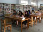 图书馆举办职工业务知识竞赛