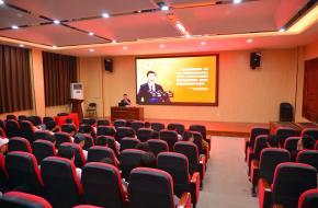 我校举办学习习近平新时代中国特色社会主义思想讲座(3)